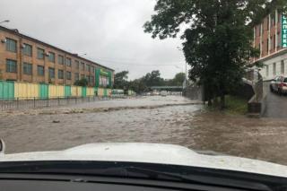 Фото: PRIMPRESS   Сильнейший ливень обрушится на Владивосток: прогноз стал еще хуже
