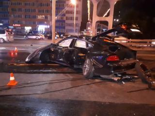 Фото: 25.мвд.рф   Озвучены детали смертельного ДТП, произошедшего ночью во Владивостоке