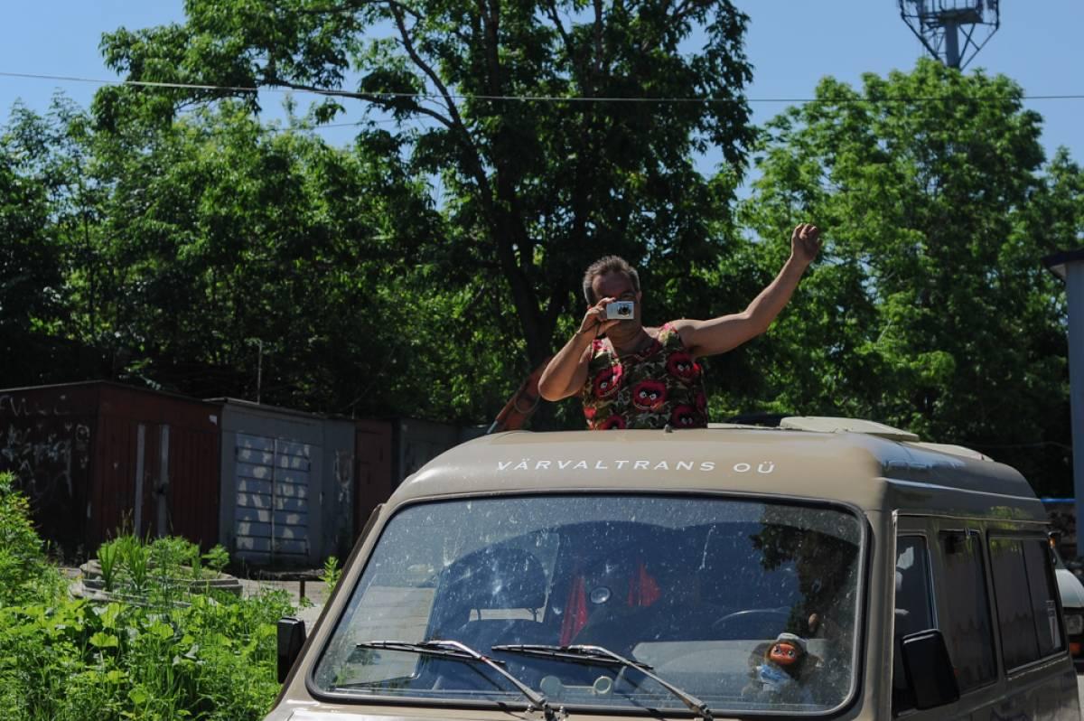 Автопробег «От океана до океана» завершился во Владивостоке