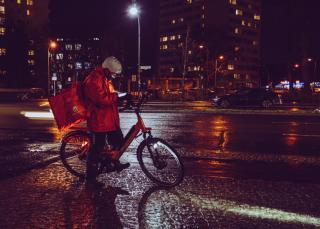 Фото: pixabay.com   В Приморье курьеров на велосипедах могут обязать сдавать экзамены на знание ПДД