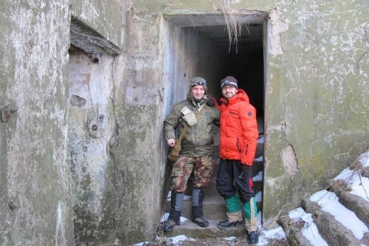 Артур Романенко: «В одиночку под землю ходить не стоит»