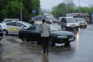 Фото: PRIMPRESS | Синоптики дали новый прогноз на июль во Владивостоке, и он неутешителен