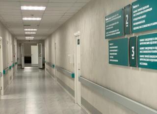 Фото: Приморский краевой онкологический диспансер   В Приморье завершился капитальный ремонт в поликлинике краевого онкодиспансера