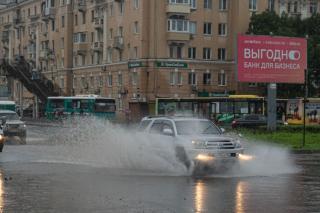Фото: Татьяна Меель / PRIMPRESS | Дожди и грозы пройдут завтра в Приморье