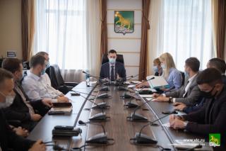 Фото: Анастасия Котлярова/ vlc.ru | Администрация Владивостока готова взаимодействовать и решать проблемы с застройщиками