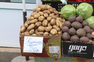 Фото: PRIMPRESS | Что происходит с ценами на картофель в Приморье?