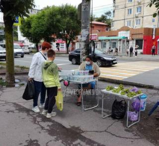 Фото: @vtoryak.vdk | «Черепаший развод»: уличные торговцы во Владивостоке занимаются мошенничеством