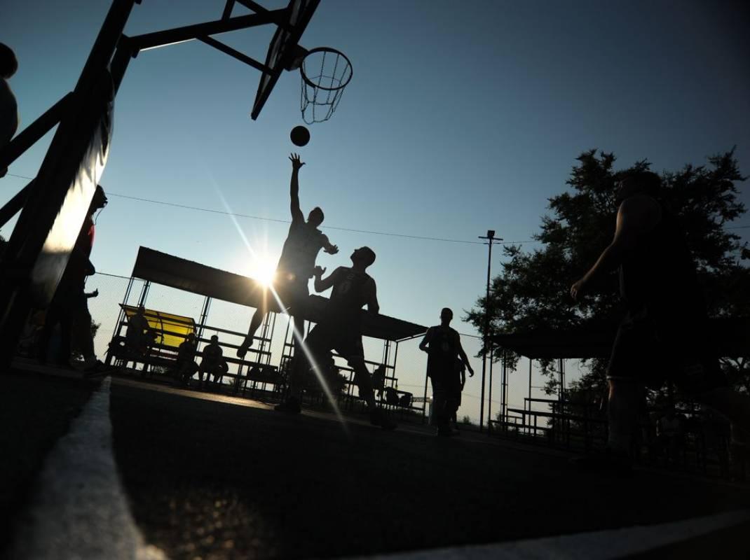 Во Владивостоке прошел чемпионат по баскетболу 3х3