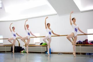 Фото: Ингосстрах   Большой театр при поддержке «Ингосстраха» провел второй очный отбор в рамках Молодежной балетной программы