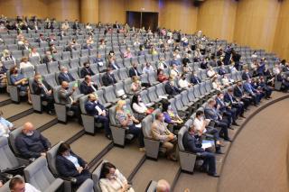 Фото: «Единая Россия» | 168 делегатов проголосовали за кандидатов «Единой России» на выборы в краевой парламент