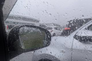 Фото: PRIMPRESS   Синоптики изменили прогноз по сильнейшему ливню во Владивостоке