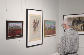 Фото: Екатерина Дымова / PRIMPRESS | Яркое открытие: Союз художников во Владивостоке представил выставку работ Кирилла Шебеко