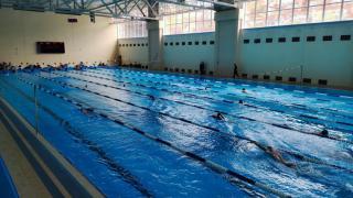 Фото: PRIMPRESS   Олимпийская сборная России по плаванию тренируется во Владивостоке