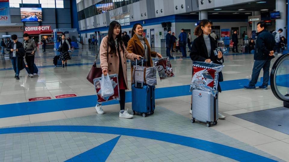Жители Японии и Китайская народная республика получили практически 22 тысячи электронных виз