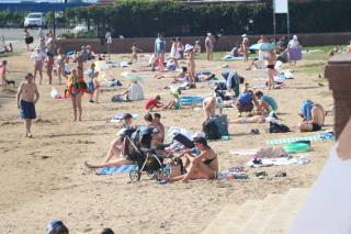 Фото: PRIMPRESS   В Приморье в ближайшие сутки сохранится жаркая погода