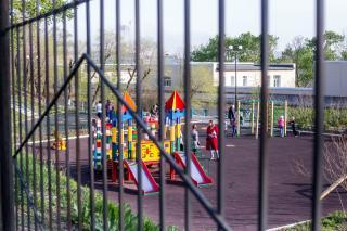 Фото: Екатерина Борисова / PRIMPRESS   В одним из детских садов Приморья отравились маленькие дети