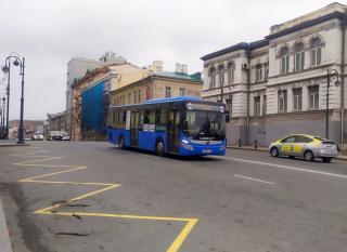 Фото: PRIMPRESS | Движение автобусов в центре Владивостока изменится с 12 июля