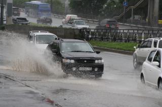 Фото: из архива KONKURENT.RU | Синоптики пророчат Владивостоку целую неделю дождей