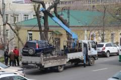 Приморцы смогут забрать машины со штрафстоянок бесплатно