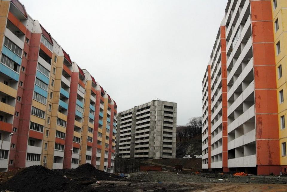 Известная в Приморье строительная компания признана банкротом