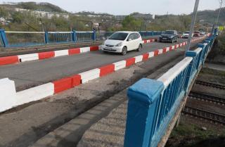 Фото: primorsky.ru   В Приморье приступили к ремонту путепровода на участке дороги Артем – Находка – порт Восточный