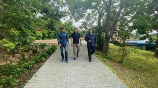 Фото: primorsky.ru   В Приморье обсудили создание круглогодичных курортов