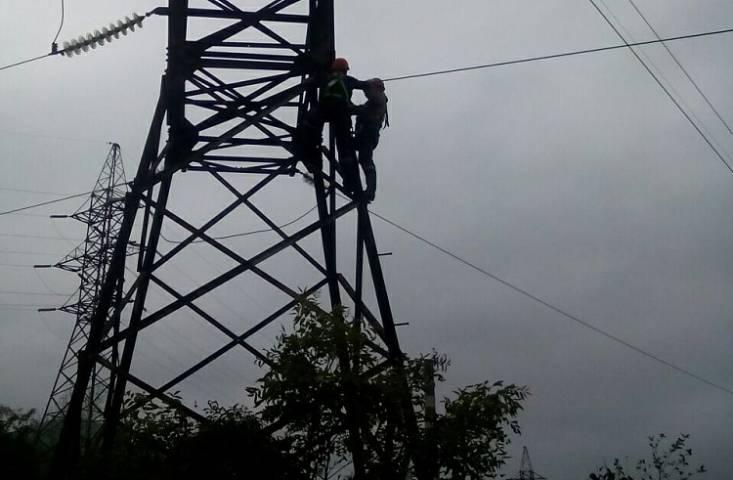 В Приморье стихия оставила без электричества шесть тысяч человек
