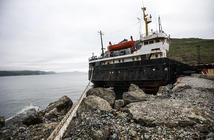 Проблема с заходом крупногабаритных судов в порт Рудная Пристань будет решена