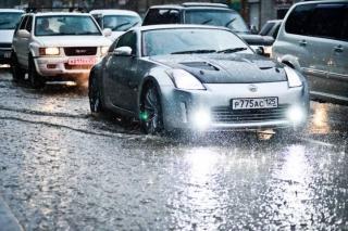 Фото: PRIMPRESS | Синоптики назвали время ливневого дождя во Владивостоке