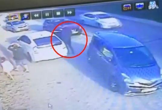 Приморский водитель, попавший на камеру, срочно разыскивается