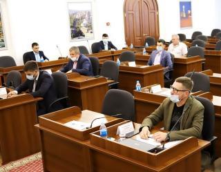 Фото: dumavlad.ru | В Думе города Владивостока состоялось совещание, посвященное вывозу твердых коммунальных отходов