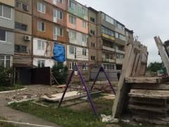 В Уссурийске проверят все жилые дома после инцидента с трещиной