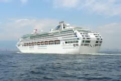 Владивосток посетит лайнер «Солнечная принцесса»