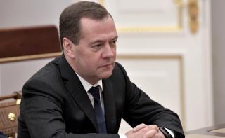 Фото: пресс-служба Кремля | Медведев рассмешил россиян новой угрозой