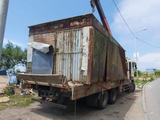 Фото: vlc.ru | Во Владивостоке городские территории освобождают от незаконно установленных объектов