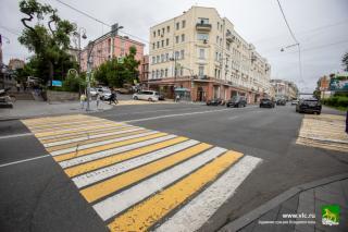 Фото: Анастасия Котлярова / vlc.ru | В центре Владивостока заменят изношенную теплосеть