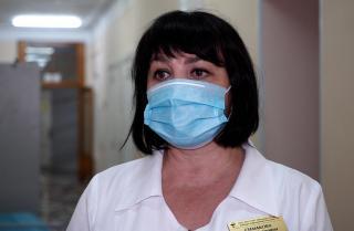 Фото: primorsky.ru | Анна Симакова: «Более 60% взрослого населения должно быть защищено для выработки иммунной прослойки»