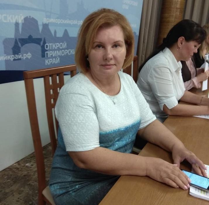 Надежда Кочурова: «Предварительные итоги ЕГЭ в Приморье  положительные»