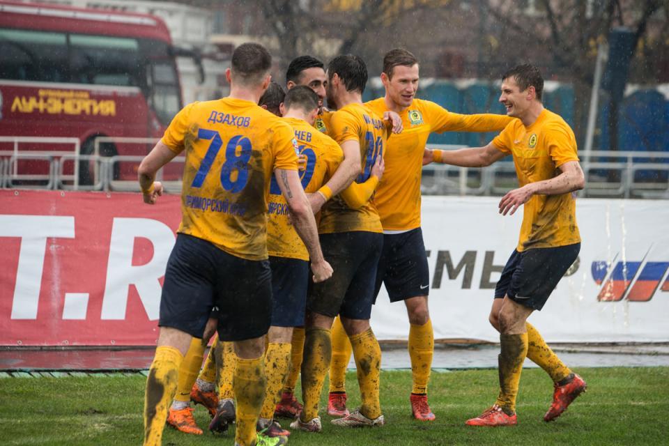 Приморский «Луч» в новом сезоне будет играть без «Энергии»