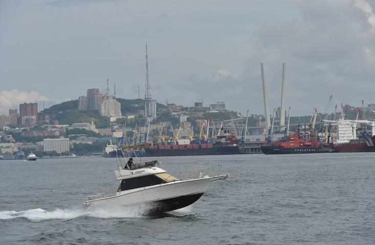 Для катеров и яхт в Амурском заливе ограничат движение