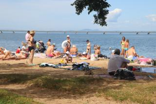 Фото: PRIMPRESS   «Инвалидность на всю жизнь»: видео с пляжа набирает популярность в Приморье