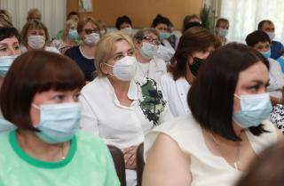 Фото: primorsky.ru | Дополнительные выплаты ожидают медиков из отдаленных северных районов Приморья