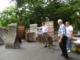 Фото: администрация Партизанского ГО   В Приморье приступили ко второму этапу реконструкции сквера