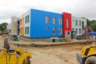 Фото: отдел пресс-службы администрации Артемовского городского округа   В Приморье появится новый детский сад на 230 мест