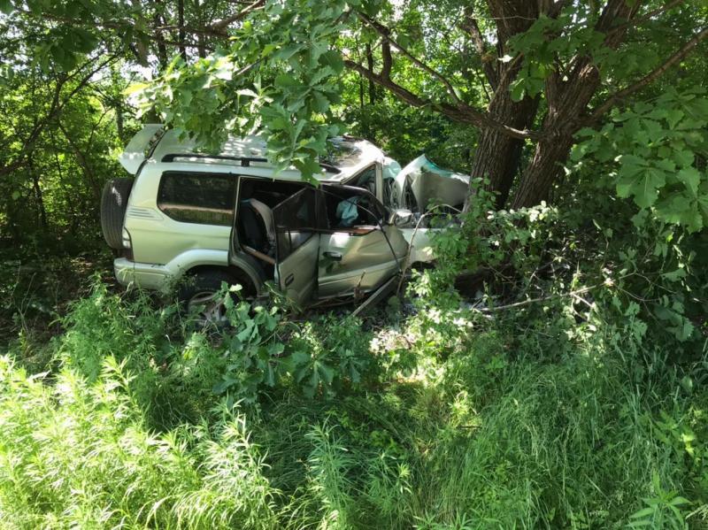 Уснул за рулем: приморцу чудом удалось избежать трагедии