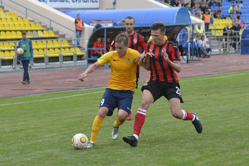 Владивостокский «Луч» проиграл подмосковным «Химкам» в первом туре ФНЛ