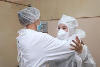 Фото: PRIMPRESS   «Мы не успеваем спасать пациентов». Врачи обратились к россиянам