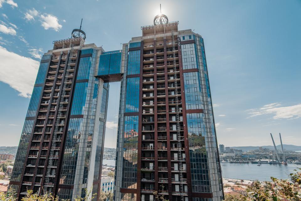 Жилой комплекс «Магнум» превратится в апарт-отель