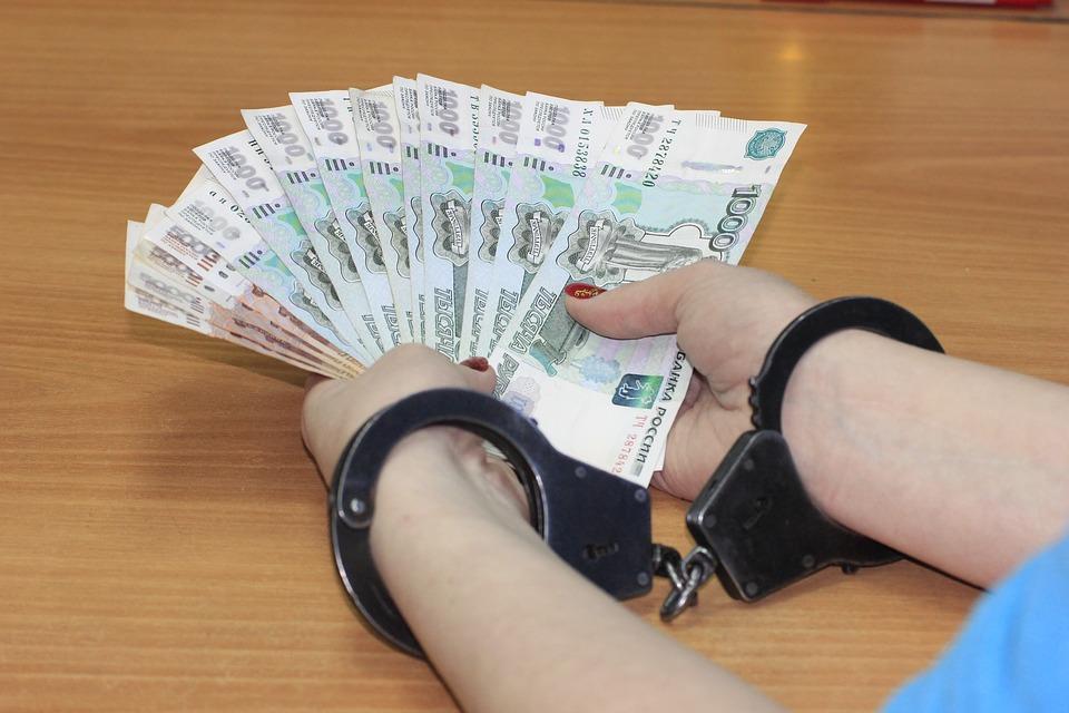 Сотрудница воинской части в Приморье похитила более 10 миллионов рублей