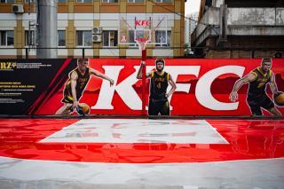 Фото: PRIMPRESS | Во Владивостоке открылась баскетбольная площадка